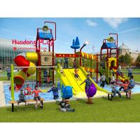 China Creative Aquatic Playground Equipment Durable Innovative Design High Safety on sale