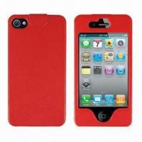 Best Leather Cases for iPhone 4/4S, Simple, Fashionable Style, Available in Various Colors wholesale