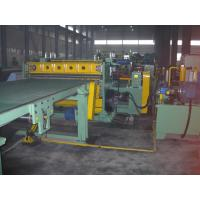 Best Cut To Length Machines , Steel Coil Slitting Line For Construction wholesale