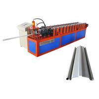 Best Speed 12-15 M/Min Rolling Shutter Strip Making Machine With Punching Holes wholesale