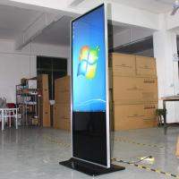 China 15 Inch To 84 Inch Interactive Touch Screen Kiosk With Aluminium Alloy Enclosure on sale