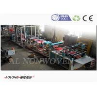 PP Non Woven Automatic Bag Making Machine For Handle Shopping Bag