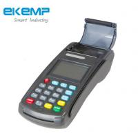 China GPRS Handheld Pos Terminal with Receipt Printer for E-voucher, E-topup (N8110) on sale