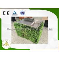 Best Professional Evergreen Mobile Teppanyaki Grill For Steak Overhead Exhaustion wholesale
