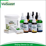 Best Multi flavors liquid sugar stevia leaf extract concentrates sweetener wholesale