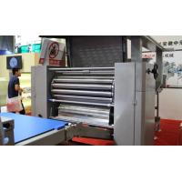 Siemens PLC Puff Pastry Dough Sheeter With 2 Sets of Laminating Devices