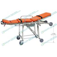 China Aluminum alloy Ambulance stretcher chair arbitrarily adjusted with pneumatic spring on sale