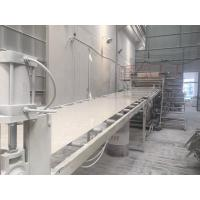 China Stable Running PVC Artificial Marble Sheet Extrusion Line Siemens Motor on sale