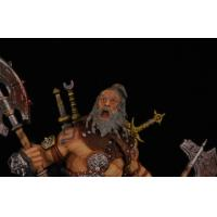 China OEM Diablo 3 Video Game Figurines Models / Online Game Character , Eco-Friendly on sale