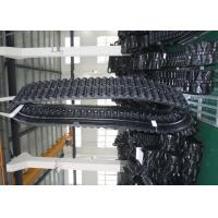 Best Komatsu  225t Eco Jcb Excavator Rubber Tracks Width 450 * Pitch 86 * Links 56 wholesale