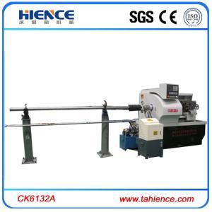 China cnc lathe controller metal china cnc lathe CK6132A on sale