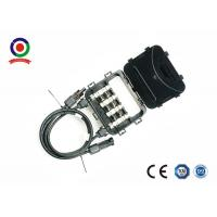 China Waterproof Electric PV Junction Box High Current Carrying Capacity With 6 Diodes on sale