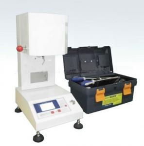 Best LCD Plastic Testing Machine , 400℃ Temp PLC Melt Flow Rate Tester wholesale