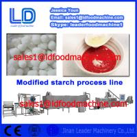 Best Best quality Automatic Modified Starch extrusion Machinery wholesale