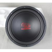 10 One Layer Mid Range Subwoofer Dual Voice Coil Speaker Pp Cone