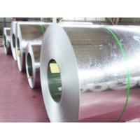 Best Polished Galvalume Steel Coil , DX51D Hot Dipped Galvanized Coil For Roofing wholesale