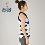 Best CE waist protection braces SH-412 chest lumbar back support wholesale