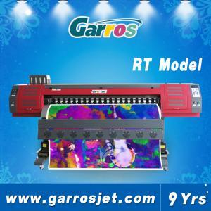 Best Garros RT1801 Cheap T-shirt Printing Machine Digital Textile Sublimation Printer wholesale