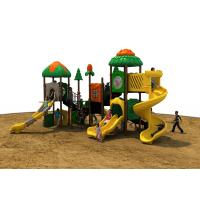 China CE 2-12years old imported LLDPE outdoor playground equipment ,nursery school kids playground on sale
