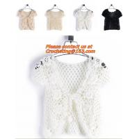 Best Sweater, Cardigan, Crochet, Crocheted, Pullover, Hollow Out, Summer Tops, Crochet Blouse wholesale