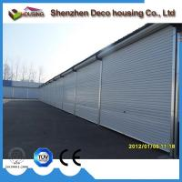 Best Hot sale automatic cheap galvanized steel rolling doors wholesale