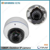 Best Day and Night POE Dome Camera 1080p Resolution wholesale