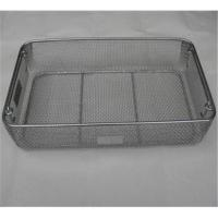 China stainless steel wire basket on sale