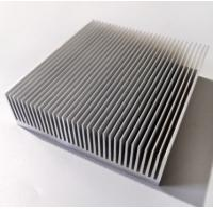 China Aluminum Extrusion Aluminum Heat Sink Heat Exchanger on sale