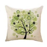 Best OEM Accepted Soft Sofa Chair Cushion Customized Printed Woven Technics wholesale