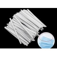 Best Single Metal Disposable Masks 3mm Plastic Nose Wire wholesale