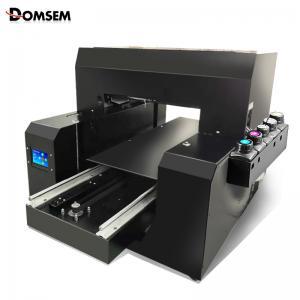 Best 395nm UV LED Inkjet Printer Logo Credit Card Plastic Business Card Printer Machine wholesale