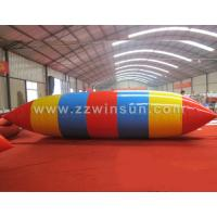 Best Popular toy Water Games large Inflatable Water Blob for Sale wholesale