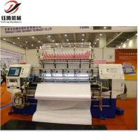 China 2014 computer multi-needle quilting machines reach 800 r/min speed on sale
