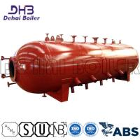 China 10~1000 Ton Steam Drum In Boiler Water Steam Reservoir Phase Separator on sale