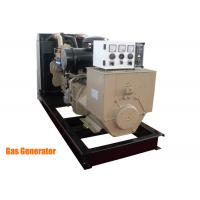 Best Cummins engine Stamford Natural Gas Powered Generator 50 / 60hz for oil field wholesale