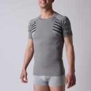 Best Seamless short sleeve for men,  XLSS001 wholesale