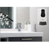 1000ml Wall Mount Bathroom Hand Soap Dispenser , battery operated hand soap dispenser with Refillable Bottle