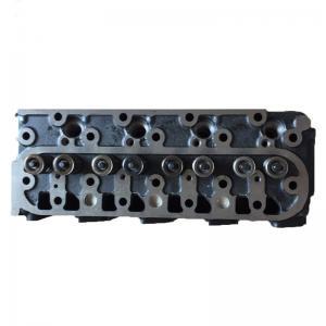 Excavator Diesel Engine Cylinder Head For Kubota V1505 6 Month Warranty