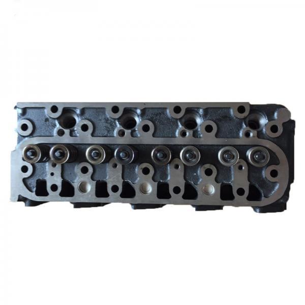Cheap Excavator Diesel Engine Cylinder Head For Kubota V1505 6 Month Warranty for sale