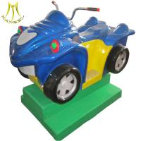 China Hansel high quality coin operated electric mini jeep kiddie ride for amusement rides manufacturer on sale