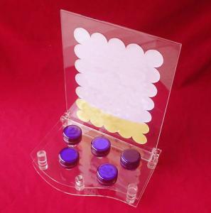 China Acrylic Comestic Organizer,Acrylic cosmetic display stand on sale