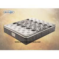 Best Natural Latex 3 Zoned Pocket Spring Pillow Top Mattress Toppers For Spinal Care wholesale