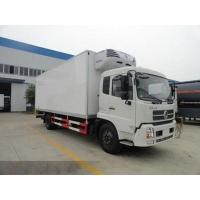 Best 4x2 Reefer truck/refrigerator cooling van vehicle for sale wholesale