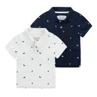 Best cotton Polo t shirts short sleeve boys girls infents babies kids childrens safty knit wear wholesale
