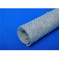 Best Anti Bacteria Felt Underlay / Nonwoven Fabric Base Cloth with Dots wholesale