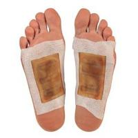 lidocaine patch on foot