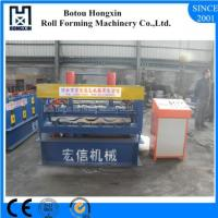 Best Reliable Metal Sheet Rolling Machine, Cr12 Cutting System Metal Roof Panel Machine wholesale
