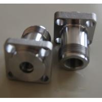 China High Accuracy Metal Fabrication Parts CNC Milling / Lathe Parts on sale