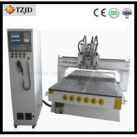 Buy cheap Multifunctional CNC Router Pneumatic Tool Changing Engraving Cutting machine from wholesalers