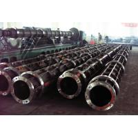 Best 600mm Prestressed Concrete Spun Pile Red With GB-13476-1999 wholesale